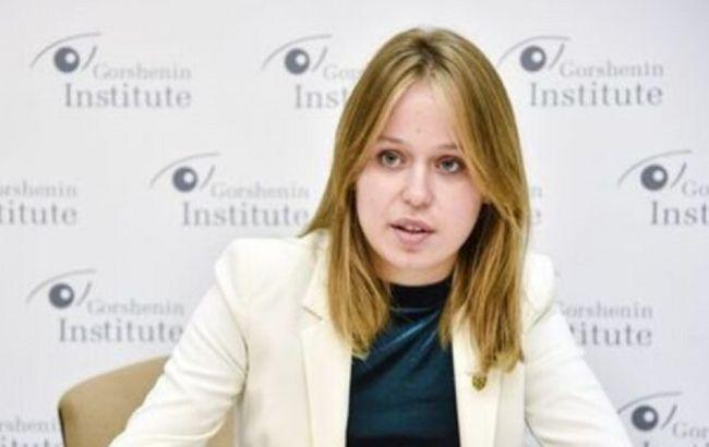 Глава української делегації в ПАРЄ заявила про необхідність діалогу з Росією