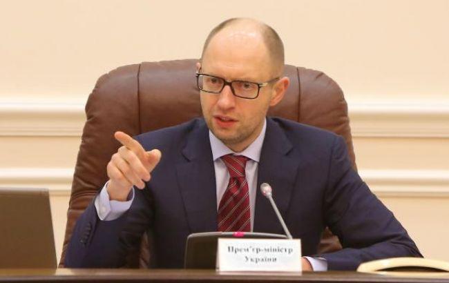 Яценюк: Україна підпише з НАТО дві угоди
