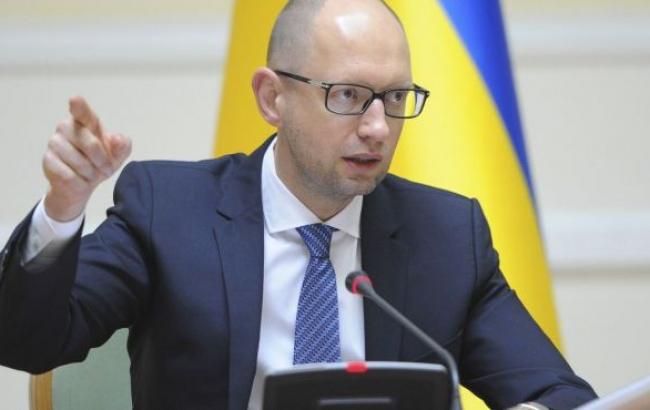 Налоговую милицию переформатируют в Службу финансовых расследований, - Яценюк