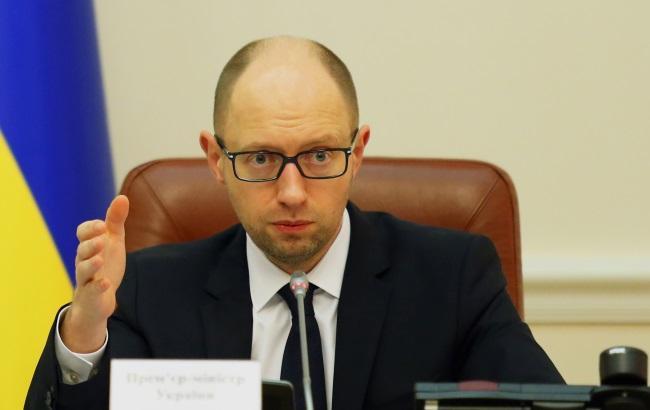 Яценюк терміново збирає заступників міністрів на нараду