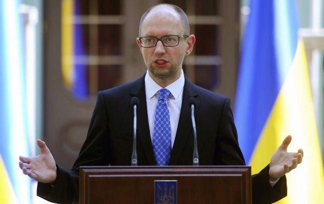 Украина выполнила все обязательства повведению безвизового режима сЕС /Яценюк