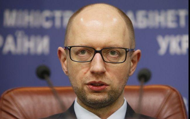 Яценюк: наступну інвестиційну конференцію Україна проведе в Парижі