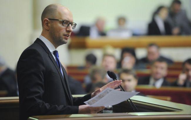 Яценюк: электронная система администрирования НДС сэкономила в августе 2,5 млрд грн