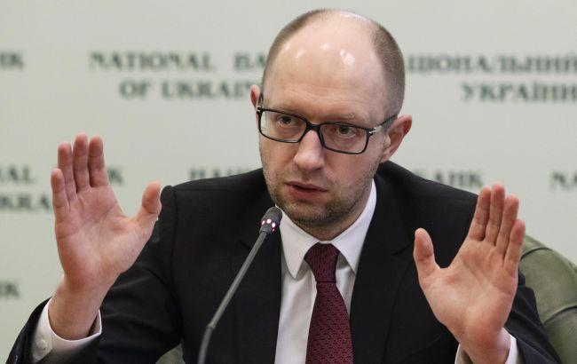 Прем'єр-міністр України Арсеній Яценюк