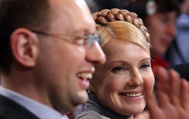 "Крючок Порошенко: как Президент ""подвесил"" Яценюка и Тимошенко"