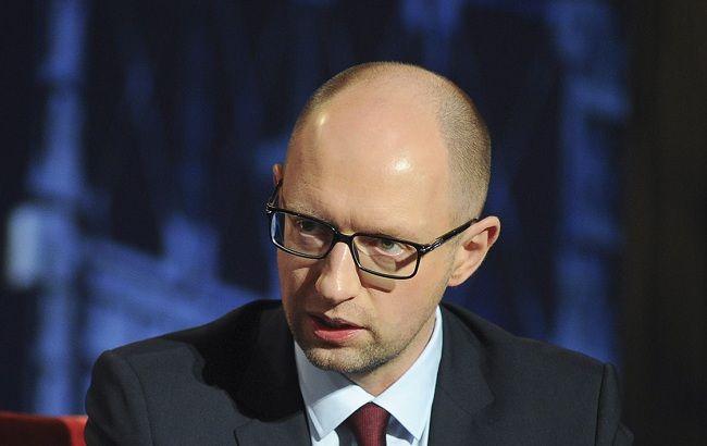 Яценюк відзвітує перед Радою 16 лютого