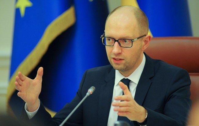 Німеччина відкриє кредитну лінію на 500 млн євро допомоги Україні, - Яценюк