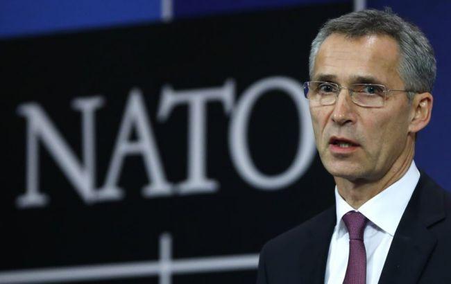 РФ готова використовувати військову силу проти України і Грузії, - Столтенберг