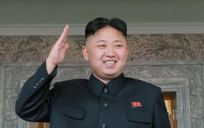 Фото: глава КНДР Ким Чен Ын