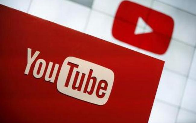 Фото: крупнейший видеохостинг YouTube (TeleKritika.ua)