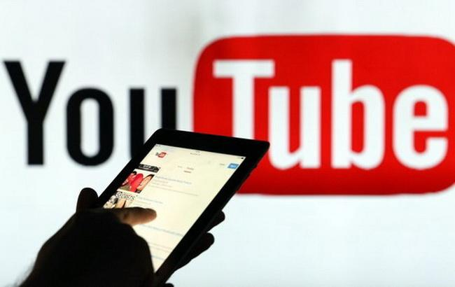 Фото: принадлежащий Google Inc видеохостинг YouTube (Financial Times)