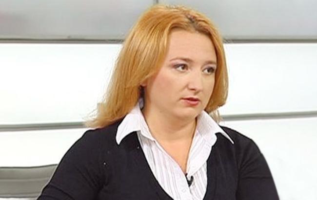 """Фото: Дарка Оліфер (YouTube """"112 Україна"""")"""