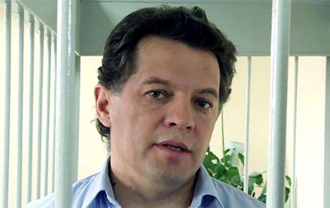 Прокуратура Росії просить засудити Сущенка до14 років позбавлення волі