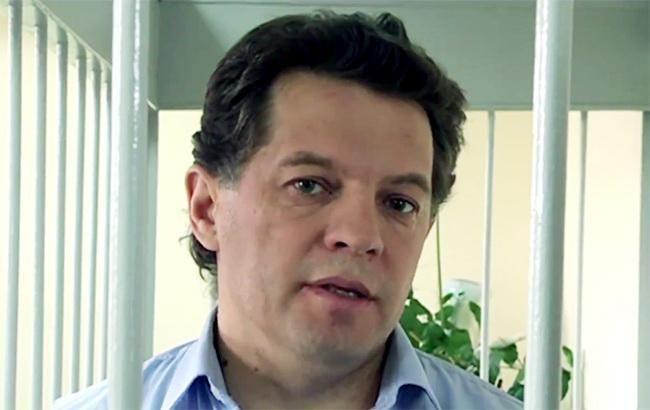 Украинского консула пустили к Сущенко в СИЗО