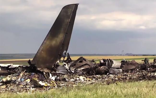 Прокуратура закрила справу проти Генштабу ВСУ про збитий Іл-76 на Донбасі