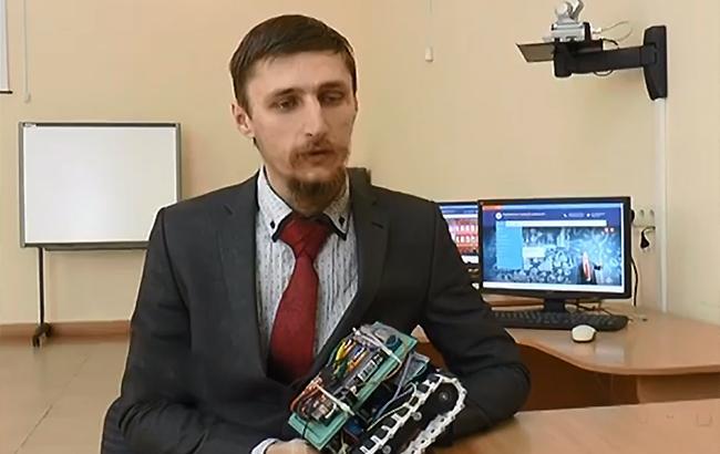 Скриншот: Украинский изобретатель (youtube.com ObjectivTv)