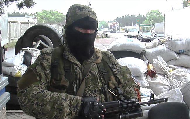 В СБУ назвали число затриманих з початку року бойовиків