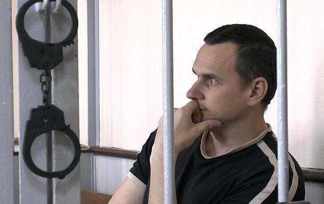У Сенцова почалась гіпоксія, - омбудсмен