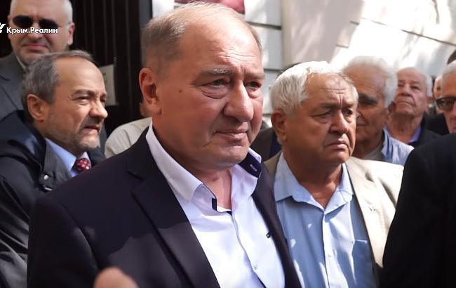 Оккупанты вынесли приговор политзаключенному Умерову