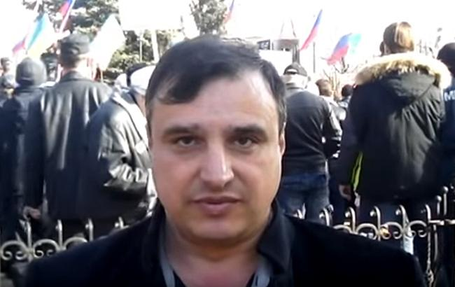 Известный сепаратист из Луганска сорвал показ проукраинского фильма в Москве (видео)