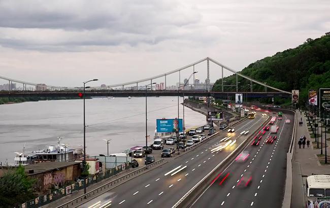 Фото: Набережное шоссе (youtube.com / Сэмюэл и Одры)