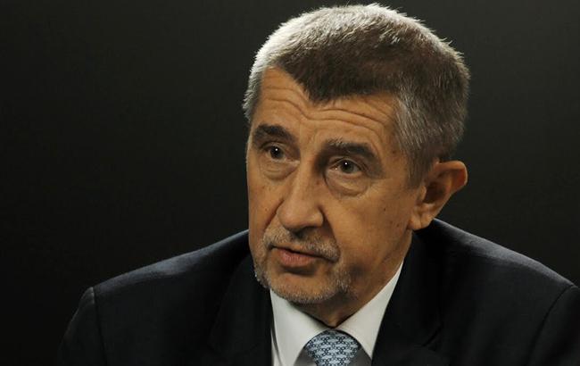 Премьера Чехии лишили неприкосновенности