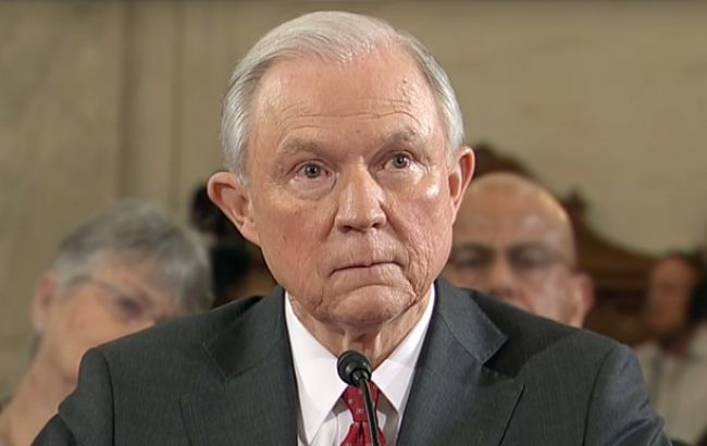 Генпрокурор США заперечує зв
