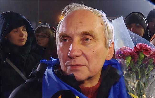 """Игорь Козловский (кадр из видео youtube """"Радіо Свобода Україна"""")"""