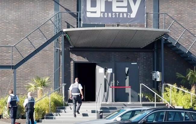 Фото: стрілянина в нічному клубі в Німеччині (youtube screenshot World News)