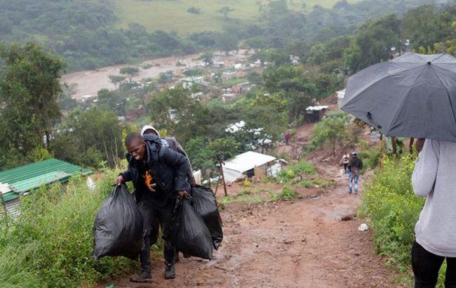 В Южной Африке более 50 людей умерли в результате проливных дождей