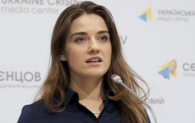 Фото: Марушевська заявила, що через ДФС Одеська митниця не може обрати керівників
