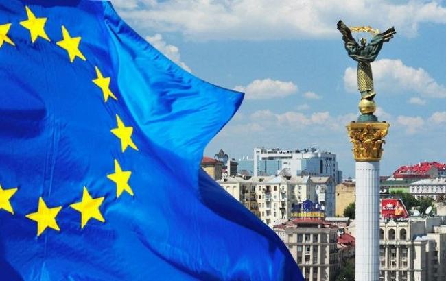 Фото: вступление Украины в ЕС поддерживает половина украинцев