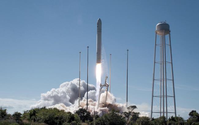 Фото: Ракета Vega (DonPress.com)