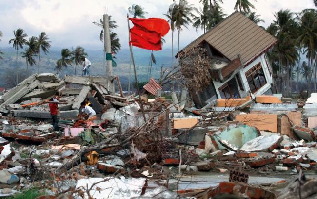 Фото: эпицентр землетрясения находился в префектуре Вакаяма