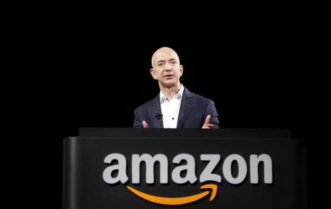 Основатель Amazon реализовал свои акции за млрд долларов