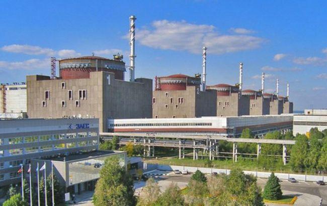 НаЗапорожской АЭС отключили энергоблок