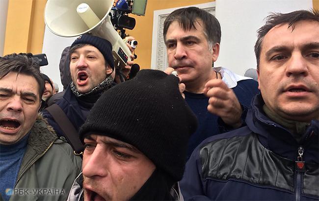 Саакашвили объявлен в розыск