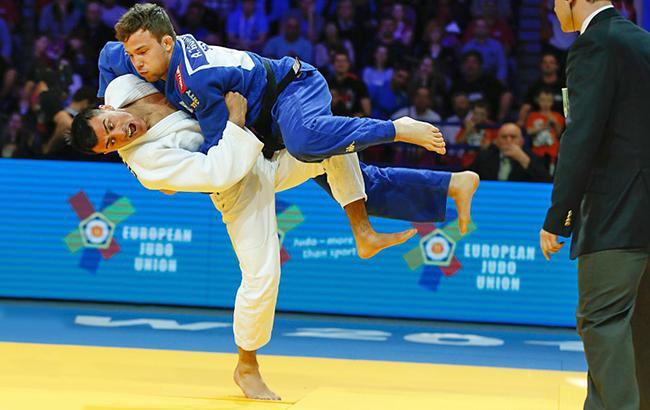 Георгия Зантарая, единственный украинский дзюдоист, выигравший титул чемпиона мира