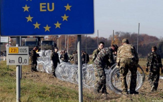 Фото: ЄС посилює зовнішні кордони