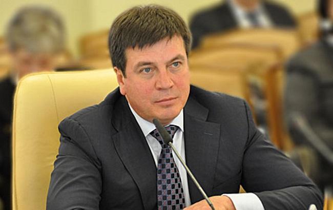Вице-премьер-министр Украины, министр регионального развития, строительства и жилищно-коммунального хозяйства Украины Геннадий Зубко