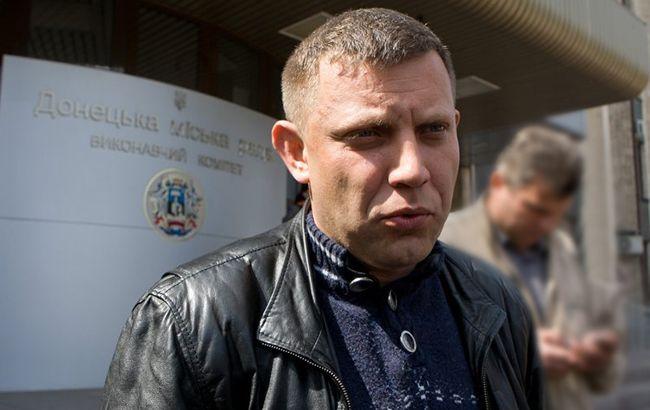 "Главаря ""ДНР"" взорвали в Донецке, - росСМИ"