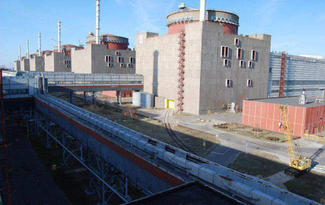 Сегодня наЗапорожской АЭС отключили отсети четвертый энергоблок