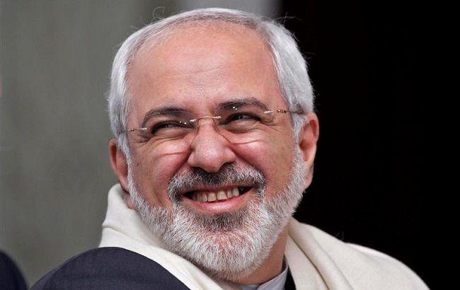 Фото: глава МИД Ирана Мохаммад Джавад Зариф