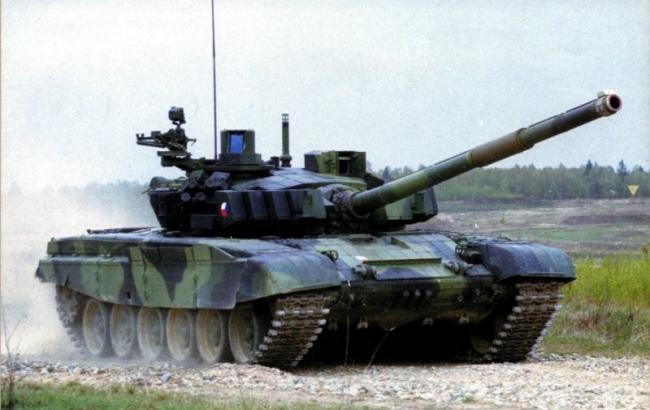 Фото: танк Т-72