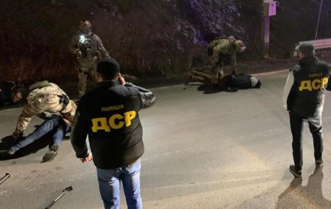 Стрілянина в Мукачеві: поліція розповіла деталі спецоперації на Закарпатті