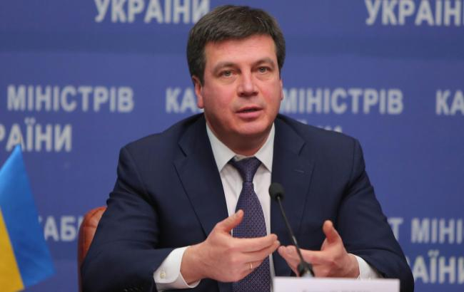 Фото: віце-прем'єр-міністр Геннадій Зубко (kmu.gov.ua)