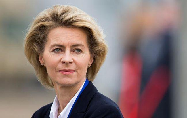 """Глава Єврокомісії закликала ЄС вивчити """"мову сили"""""""