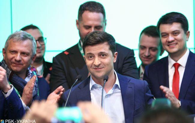 Белый дом обнародовал список делегации на инавгурацию Зеленского