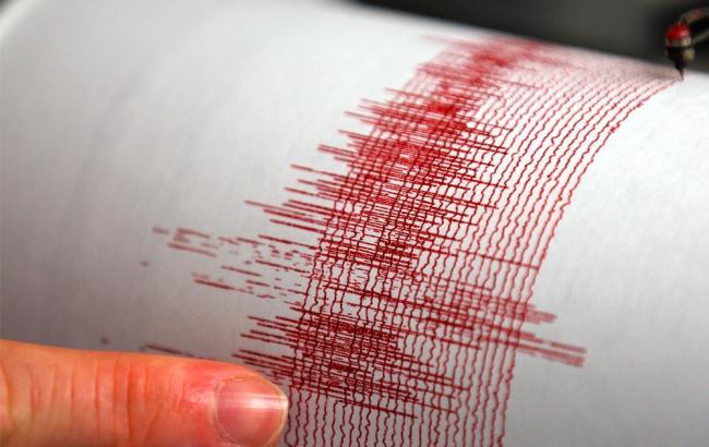 Фото: землетрясение