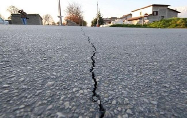 Фото: Наслідки землетрусу (twitter.com)